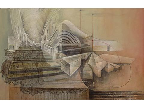 Ignacio Salazar, Obra, Kunst, Arte Hoy, Galería