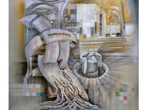 Ignacio Salazar, Obra, Museos, Bibliotecas, Arte Hoy, Galería