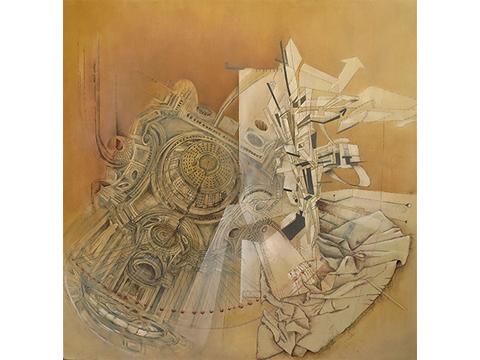 Ignacio Salazar, Obra, Péndulo, Arte Hoy, Galería