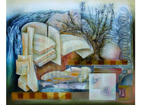 Ignacio Salazar, Obra, Tierra, Castel, Arte Hoy, Galería