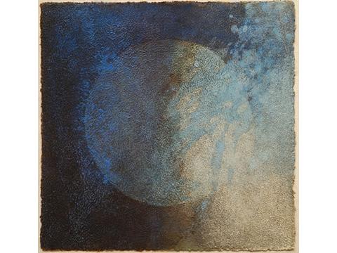 Kunio Iezumi, Obra, luna, Arte Hoy, Galería
