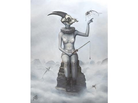 NABS D, Nabila, Obra, Capricorn, Arte Hoy, Galería