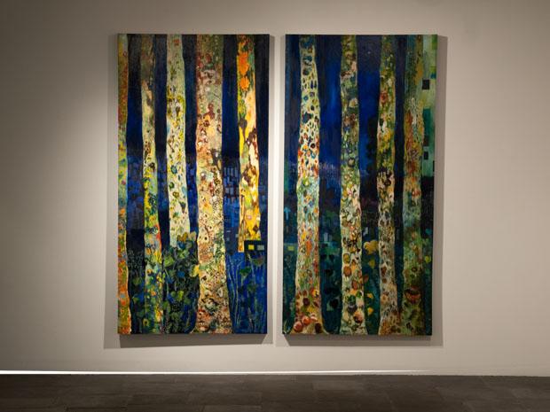 natsumi baba, colaboraciones, pintura, arte hoy, galeria, cdmx