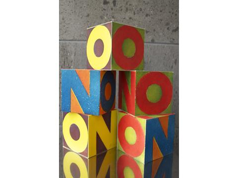 Roger von Gunten, Obra, Cubo No, Arte Hoy, Galería