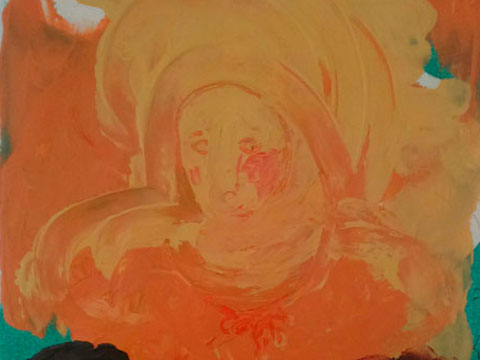 Siegrid Wiese, Obra, La nodriza, Arte Hoy, Galería
