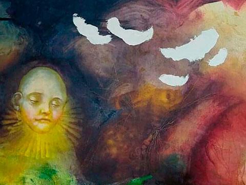 Siegrid Wiese, Obra, Levitación, Arte Hoy, Galería