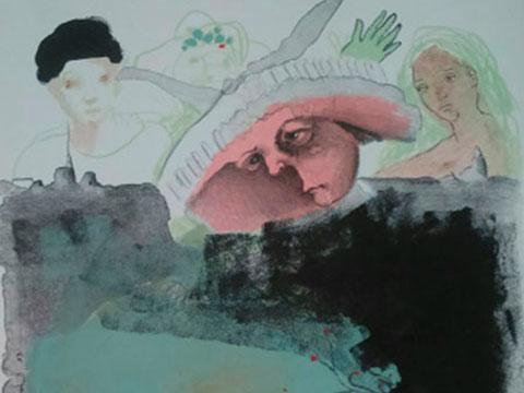 Siegrid Wiese, Obra, Los presenciadores, Arte Hoy, Galería
