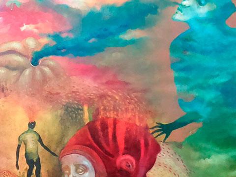 Siegrid Wiese, Obra, Arte Hoy, Galería