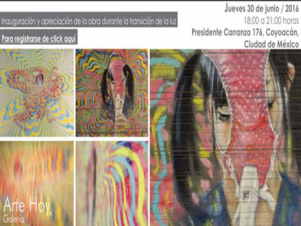 exposiciones, arte hoy, galería, cdmx